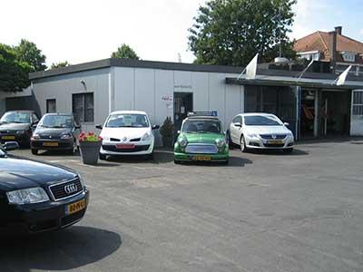 Autobedrijf TBO garage